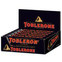 Toblerone Dunkel, Riegel, Schokolade 20 Stück je 100g