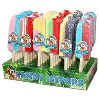 Felko Candy Icepops, 48 Riesen-Lutscher je 58g
