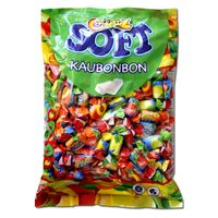 Cool Soft Kaubonbons 1 kg Beutel
