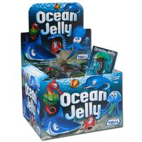 Ocean Jelly 66 Fruchtgummi Tiere in 11 Blistern mit je 6 Stk