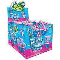 Tubble Gum Raspberry, Tuben-Kaugummi Himbeere, 36 Stück