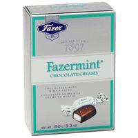 Fazer Fazermint, Schoko-Bonbon gefüllt, 12 Schachteln a 150g