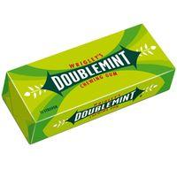 Wrigleys Doublemint Kaugummi, 8 Packungen je 39g
