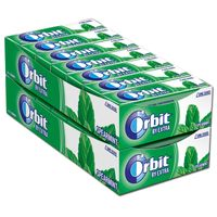 Wrigleys Orbit Spearmint, Kaugummi, 28 Packungen