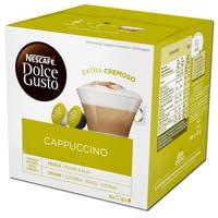 Dolce Gusto Cappuccino, Nescafe, Kaffee, 16 Kapseln