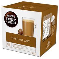 Dolce Gusto Café au Lait, Milchkaffee, 16 Kapseln