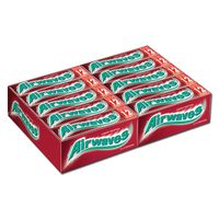 Wrigleys Airwaves Cherry Menthol, Kaugummi 30 Packungen