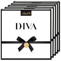 Lindt Diva Collier-Packung, 182g, Praline, 5 Packungen
