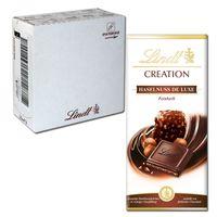 Lindt Creation Haselnuss de Luxe, Schokolade, 14 Tafeln je 150g