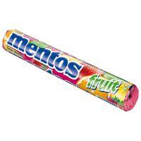 Mentos Fruit Rolle, Frucht, Kau-Bonbon, Dragee, 40 Stück