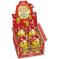 Reber Chocolade-Glückskäfer 60g Pralinen 12 Stück