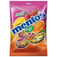 Mentos Fruit 1er Kaubonbon, Dragee, 500g Beutel