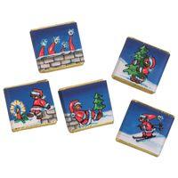 Storz Weihnachts-Puzzle, Schokoladen-Täfelchen, 200 Stk