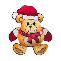 Storz Weihnachts-Teddy, Schokolade, Schokofigur, 70 Stück
