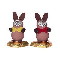 Storz Hase auf Herz, Schokolade, 24 Stück