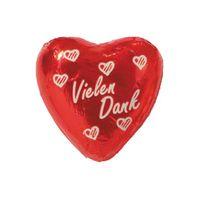 Storz Choco-Herz Vielen Dank, Schokolade, 50 Stück