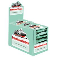 Fishermans Friend Mint, Pastillen, 24 Beutel