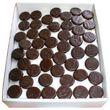 Lühders Pfefferminz-Taler, Schokolade, Praline 2 Kg Bild 2