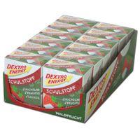 Dextro Energy Schulstoff Waldfrucht 12 Packungen