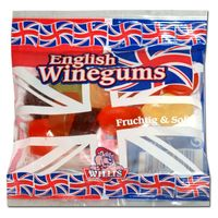 Willis English Winegums, Fruchtgummi, 40 Beutel
