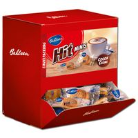 Bahlsen Hit Minis Einzelpackungen, Kekse, 150 Stück je 6,5g