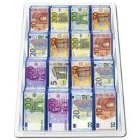 Euro Schokoladen Täfelchen 7,5g, 140 Stück