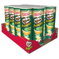 Pringles Cheese and Onion Chips,19 Dose je 200g
