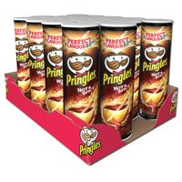 Pringles Hot & Spicy Chips, 19 Dosen je 200g