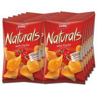 Lorenz Naturals Paprika Chips 95g, 12 Beutel