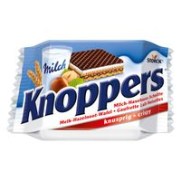 Storck Knoppers Milch-Haselnuss-Schnitte, 24 Riegel