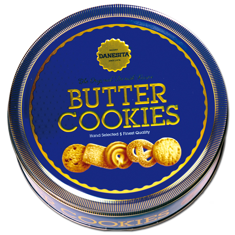 7 34 1kg danesita danish butter cookies 500g dose geb ck kekse ebay. Black Bedroom Furniture Sets. Home Design Ideas