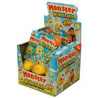 Monster Wunderball am Stiel Emoti-Balls 15 Stück