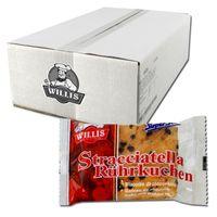 Willis Stracciatella Rühr-Kuchen 80g, Gebäck, 30 Stück