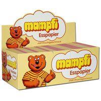 Esspapier Mampfi bunt, Oblaten, 200 Stück