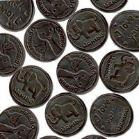 Haribo Lakritz Medaillen Kilo-Ware 3kg