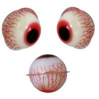 Trolli Glotzer Fruchtgummi Auge sauer gefüllt, 60 Stück