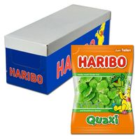 Haribo Quaxi, Frösche, Fruchtgummi, 16 Beutel, 200g