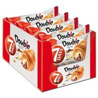 7 Days Croissant Double Vanille Schoko, 10 Stück je 60 g