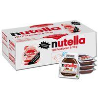 Ferrero Nutella Portionspackung 15g 120 Stück