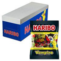 Haribo Vampire, Fruchtgummi, Lakritz, 15 Beutel, 200g