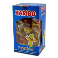 Haribo Pyramidos Minibeutel, Fruchtgummi, 75 Beutel
