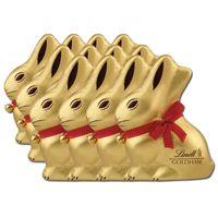 Lindt Goldhase 200g, Schokolade, 12 Stück
