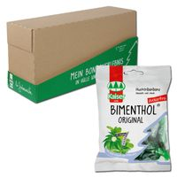 Kaiser Bimenthol Original zuckerfrei, 20 Beutel je 75g