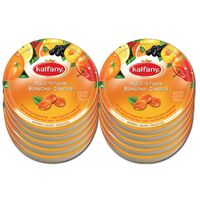 Kalfany Multi Vitamin Bonbon 125g Dose, 10 Stück