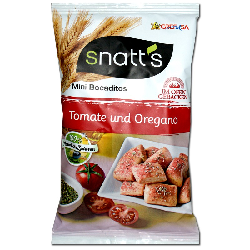 9 78 1kg snatts mediterraner brotsnack brot chips 30 beutel je 35g ebay. Black Bedroom Furniture Sets. Home Design Ideas