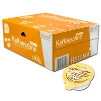Hellma Kaffeesahne, Kaffeemilch 240 Stück je 7,5g