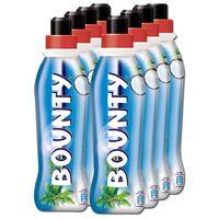 Bounty Drink 350ml PET-Flasche Milch-Mix-Getränk 8 Stück