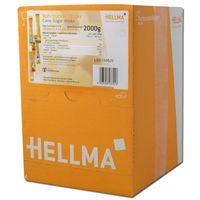 Hellma Rohrzucker-Sticks im Dispenser, 500 Stück
