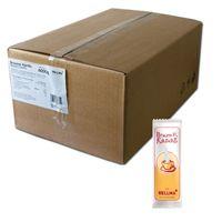 Hellma Brauner Kandis, Zucker, 1000 Portionspackungen