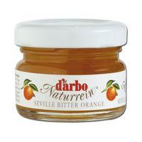 Darbo Bitter-Orangen Konfitüre im Miniglas, Naturrein, 60 Stk
